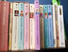 .Anne of Green Gables Series