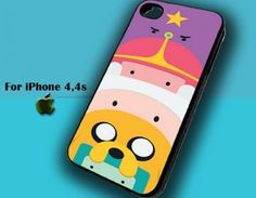 Adventure Time Totem Finn And Jake ..@Christina Childress Eister  Does Travis have an iphone? Maybe this will be my Christmas gift to him lol