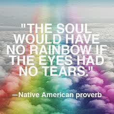 Tears and Rainbows