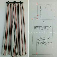 Pattern Sewing: باترون مفصل لعباية خليجية Her Crochet Tesettür İç Çamaşır Modelleri 2020 Dress Sewing Patterns, Sewing Patterns Free, Sewing Tutorials, Clothing Patterns, Pattern Sewing, Sewing Pants, Sewing Clothes, Moda Afro, Pants Tutorial
