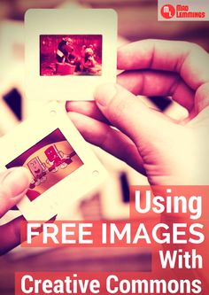 There are a lot of images on the web, but just taking one you find on Google is not good enough. Do it the right way.