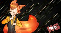 N.Foxy versión 1/2 animal (Hecho por Edd00chan)