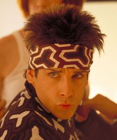 Zoolander Fashion Predictions | The movie Zoolander was much more spot-on about its fashion predictions that we might have realized when it first premiered in 2001. #refinery29 http://www.refinery29.com/2015/02/82377/zoolander-fashion-predictions