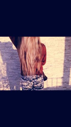 Isabel Marant for H&M + blonde hair www.dontgrowupitsatrap.com