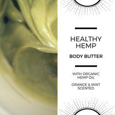 New to EnlightenedLotusByEC on Etsy: Healthy Hemp Butter Body Butter with Organic Hemp Oil Small Batch Hemp Body Butter Handmade Body Butter Whipped Body Butter (19.99 USD)