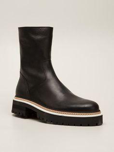Ann Demeulemeester Oiled Boots - Joan Shepp - Farfetch.com