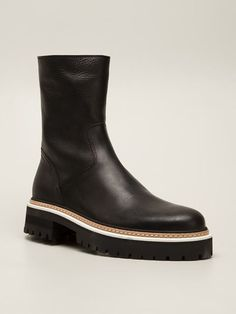 Ann Demeulemeester Oiled Boots