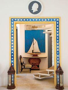 Summer house by Jorge Elias. Directorio Deco by Gloria Gonzalez