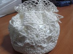 mamapato-labores: febrero 2013 Love Crochet, Crochet Baby, Lavander, Diy Projects To Try, Crochet Stitches, Purses, Bridal, Crocheting, Crochet Sachet