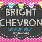 There's something about bright colors with black that just makes things pop!  This classroom decor pack includes many pieces to brighten up your cl...