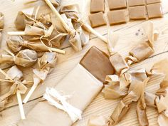 #splendidsummer {make,eat and gift my special fleur de sel caramel}
