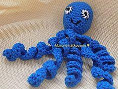 Hračky - chobotnička - 8251737_