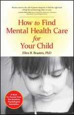 Child psychologist and author Ellen B. Braaten offers clear and expert guidance to help anxious parents navigate the complexities of mental health care for children. The book provides an overview of the issues involved in diagnosing and treating children, detailed information on the most common childhood disorders, and primary treatment approaches in more depth, such as their typical course, what disorders they are used to treat, and how to determine their effectiveness.