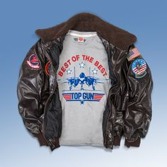 Do you feel the need… the need for a #TopGun Tee?