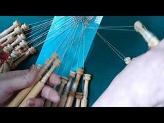 Share your videos with friends, family, and the world. Lace Heart, Lace Jewelry, Bobbin Lace, Videos, Youtube, Model, Bobbin Lacemaking, Waves, Tutorials