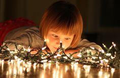 Dslr settings for Christmas light pictures