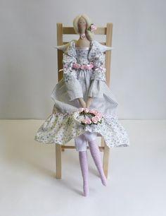 Muñecas tilda de Svetlana C/L