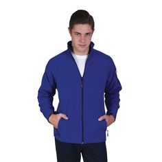Show details for Classic Softshell Jacket Softshell, Athletic, Zip, Classic, Jackets, Fashion, Derby, Down Jackets, Moda