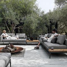 Grid 2-Seater Sofa