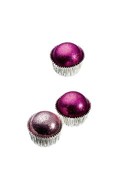 Edible Glitter Chocolate Bonbons