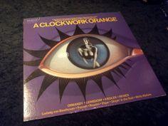 Very Rare A Clockwork Orange Vinyl record by DecrepitudeAplenty, $40.00
