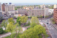 Downtown Wilkes-Barre, Pennsylvania