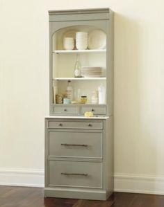 French Casement Sideboard & Hutch  Nikole  Pinterest  Products Endearing Narrow Dining Room Hutch Inspiration