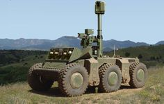 Crusher Unmanned Ground Vehicle   Crusher Unmanned Ground Vehicle- Testing Highlights