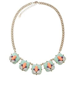 Santa Monica Statement Necklace from Accessorize