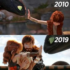 Best How To Train Your Dragon Hiccup Toothless Dreamworks 62 Ideas How To Train Dragon, How To Train Your, Dreamworks Dragons, Disney And Dreamworks, Disney Memes, Disney Cartoons, Disney Facts, New Memes, Funny Memes