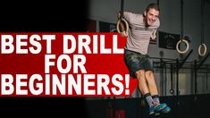 How To Muscle Up on Rings (BEST Drill For Beginners) - YouTube