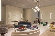 Living Furniture, Upholstered Furniture, Sebastian Herkner, Modular Sofa, Couch, Contemporary, Table, Cologne, Houses