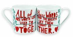 Home: Eleven Tea-Worthy eBay Mugs (Rob Ryan Together Pair of Mugs   eBay)