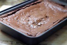 Brownie Recipe Video, Brownie Recipes, Cookie Recipes, Great Desserts, Mini Desserts, Chocolate Brownies, Chocolate Desserts, Fruit Recipes, Sweet Recipes