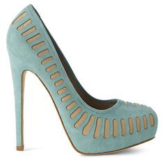 I haven't shopped at Aldo since I was in my teens, but I like this Aldo Rise designer collaboration program they are doing. I really like these Mark Fast Cregger heels - just wish they were a bit shorter. The 5.5 in heel LOOKS great - but is too high for work and therefore a wholly impractical buy.