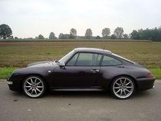 Perfect car: Porsche 993 Vesuvio Carrera 2S