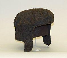 Flat Cap, British, Wool, 16th century