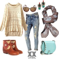 Casual Monday Fall Style