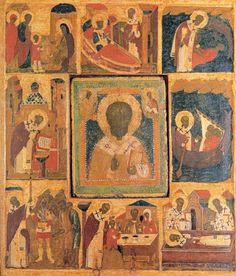 Dec 6/19 Our Holy Hierarch Nicholas Bishop Of Myra In Lycia The Great Wonderworker http://www.johnsanidopoulos.com/2011/12/life-of-saint-nicholas-wonderworker.html