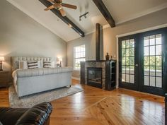 Completely renovated home sitting on 1.3 acres in Prosper.
