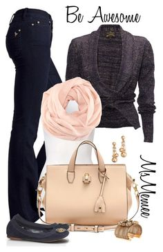 10- Be Awesome by msmemee on Polyvore featuring polyvore, fashion, style, Vivienne Westwood, American Vintage, M.i.h Jeans, Tory Burch, Alexander Wang, Oscar de la Renta, H&M, de Grisogono and clothing