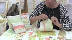 How to Apply a Zipper to a Pouch Presented by Fig Tree and Co. - Fat Quarter Shop