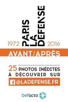 Découvrez chaque jour une nouvelle photo inédite de Paris La Défense !