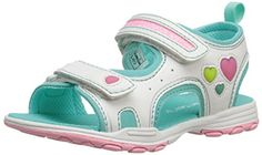 Carter's Light-Up Razzle Sandal (Toddler/Little Kid) -- More info could be found at the image url.