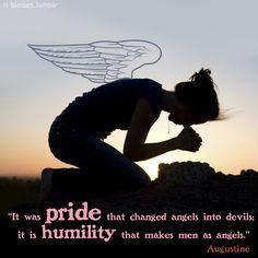 Pride & Humility