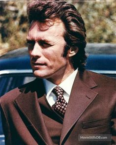 Dirty Harry (1971) Clint Eastwood
