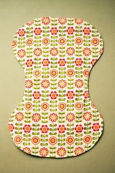 Tutorial: simple burpcloth (can adapt pattern for diaper doublers or liners, too)