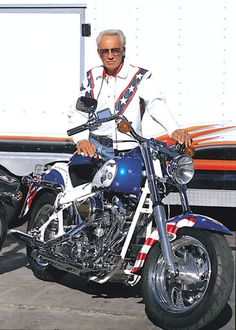 evel knievel | Rest in Peace EVEL KNIEVEL - last ride 11/30/2007
