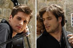 These guys have a true passion for what they do! They were amazing in concert!  2Cellos (Sulic & Hauser)