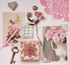 Lovely mood board with great inspiration